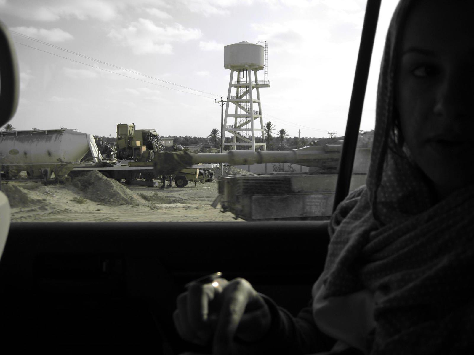 Elisa Birri Psicologa zone di guerra