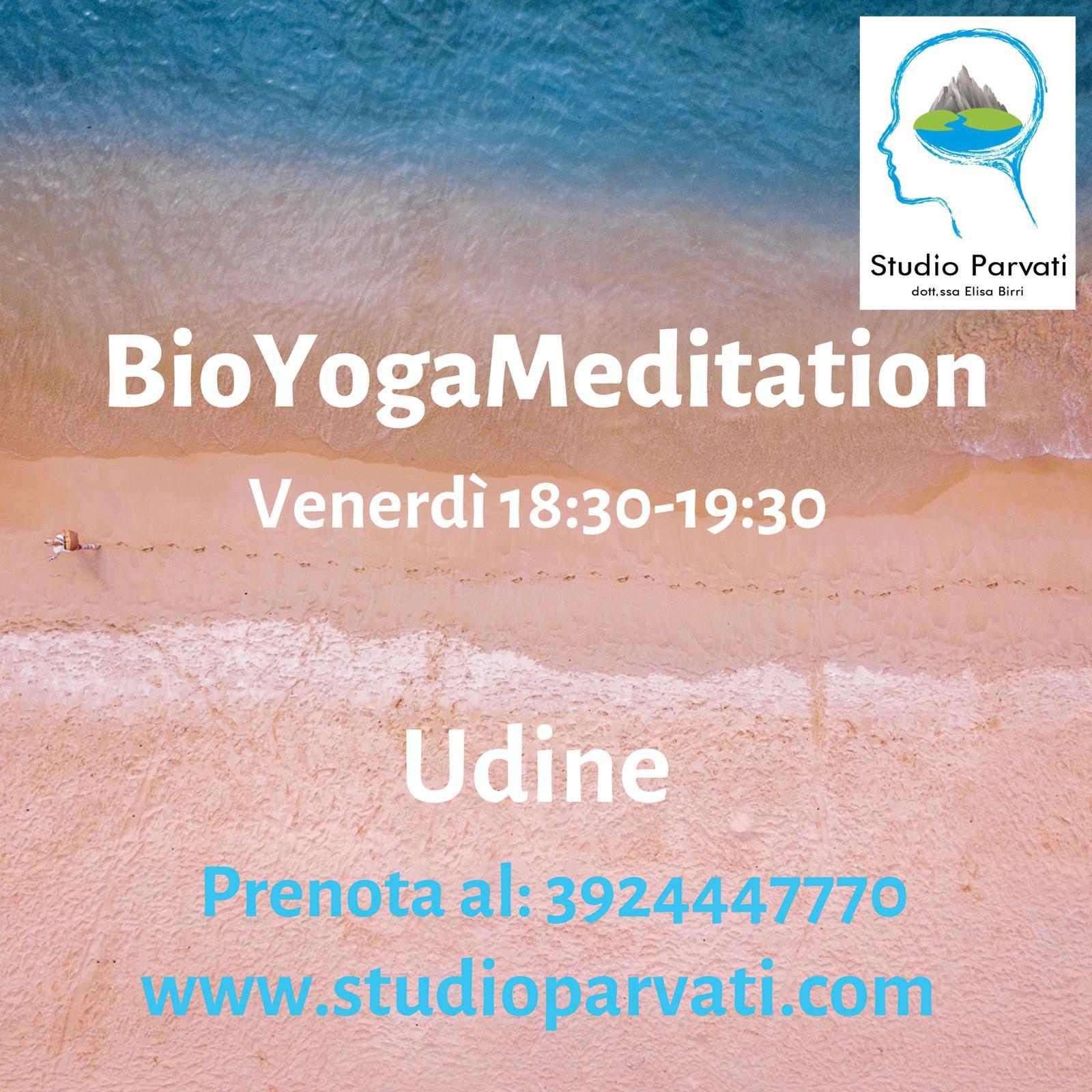 BioYogaMeditation a Udine