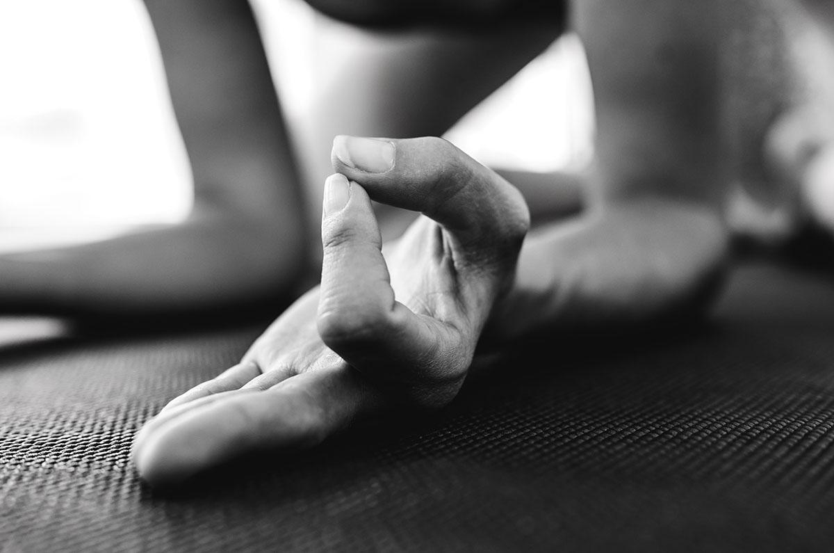 Meditazione femminile a Udine